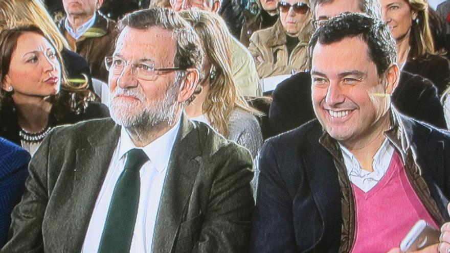 """Rajoy pide """"apostar por lo sensato y lo serio"""" y no tirar """"las cosas por la borda"""""""