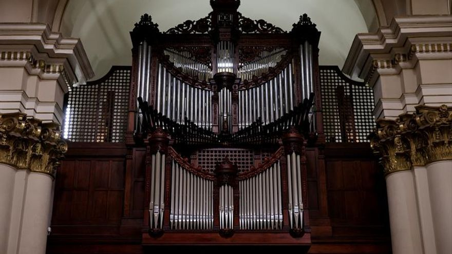 Los organistas lamentan cierto desinterés en Cataluña por los órganos