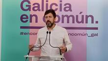 """Galicia en Común ve la convocatoria electoral como una """"irresponsabilidad histórica"""" fruto de la """"ambición"""" de Feijóo"""