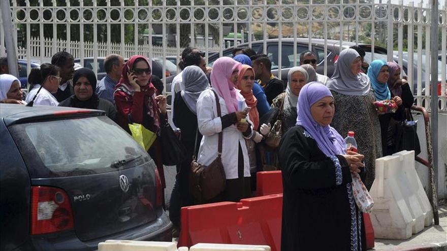 Grupo yihadista afín al EI se atribuye la muerte de siete soldados en Túnez