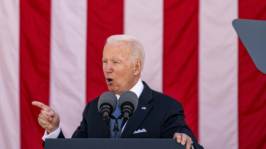 Biden pide acabar con el racismo sistémico con motivo del centenario de una masacre