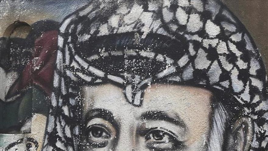 Conmemoran el aniversario de la muerte de Yaser Arafat en Nicaragua