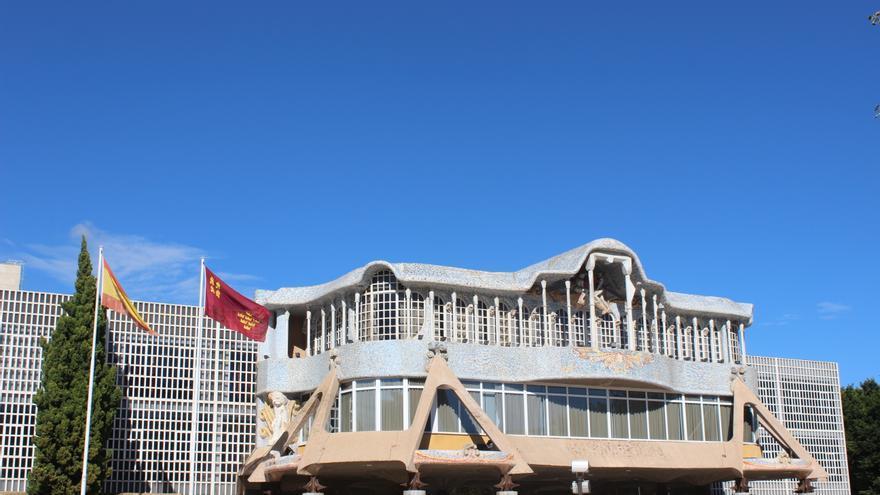 Asamblea Regional de Murcia, en la ciudad de Cartagena