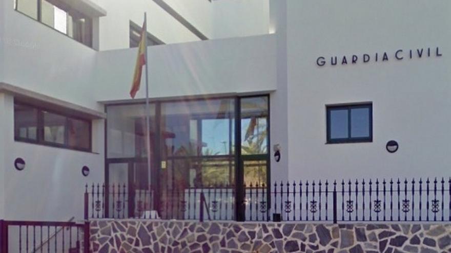 Guardia Civil de Gran Tarajal