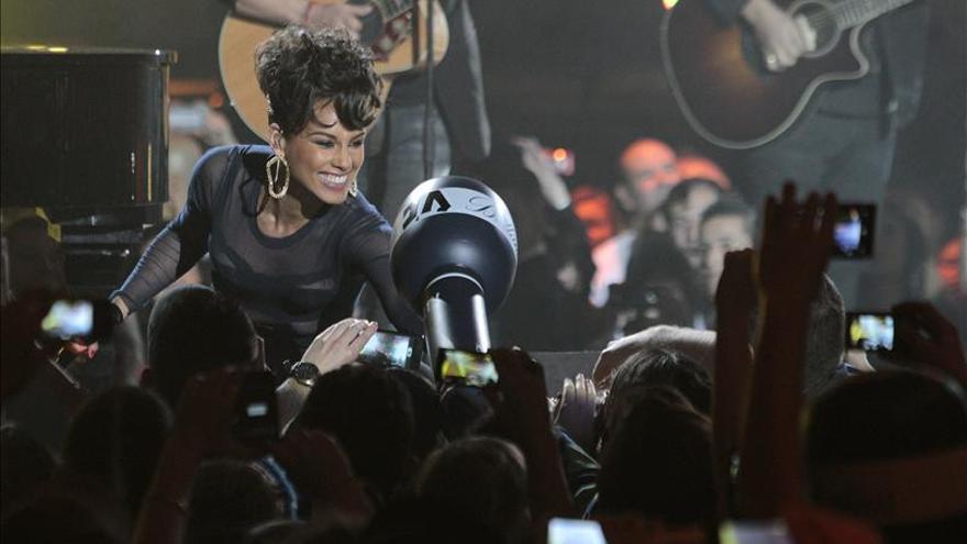 La nueva Alicia Keys