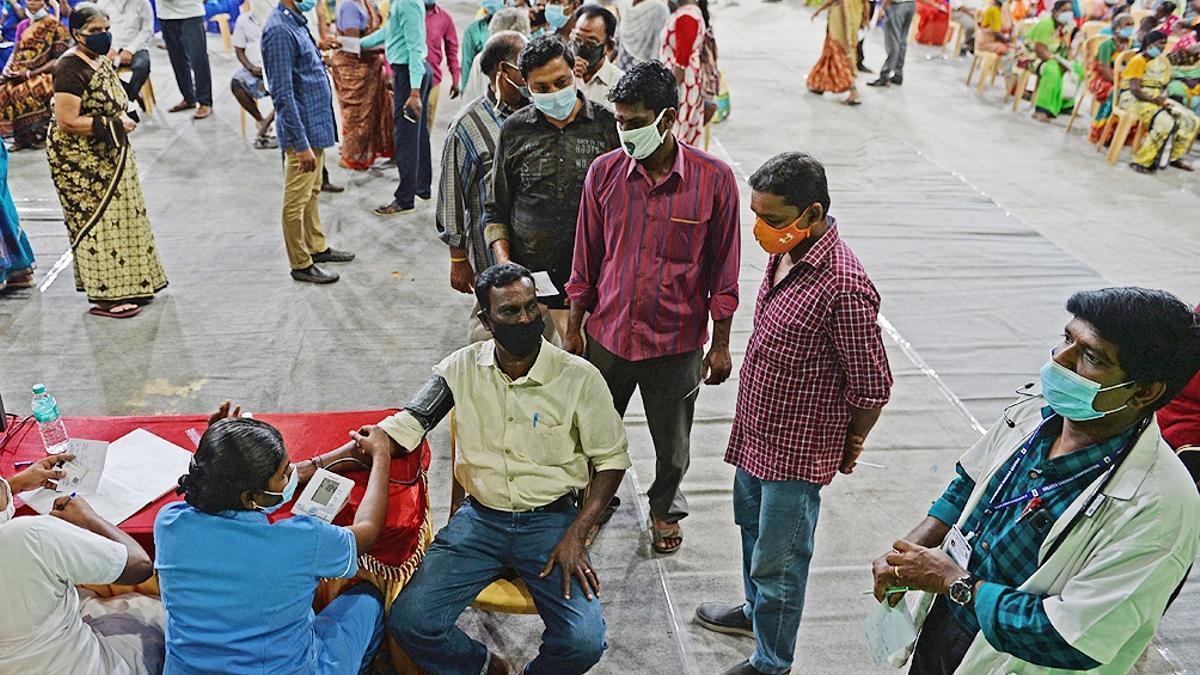 India es el segundo país del mundo con mayor cantidad de casos de coronavirus.