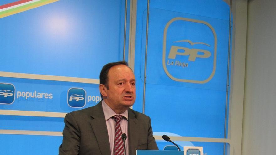 Pedro Sanz reclama explicaciones al PSOE sobre su sede y a Luena sobre su tesis doctoral