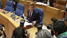 """Feijóo proclama la """"recuperación para todos"""" con una lluvia de ayudas en año electoral"""