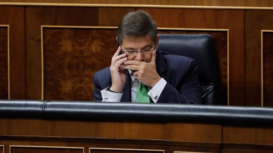 Catalá planteará a los ministros europeos de Justicia revisar la euroorden