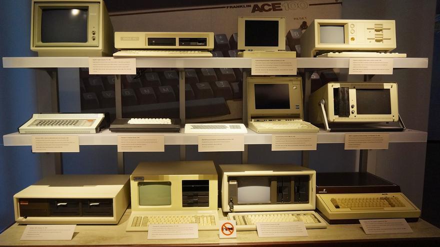 RECORRIDO POR 10 SANTUARIOS DE LA HISTORIA DE LA COMPUTACIÓN. Computer-history-museum_EDIIMA20141013_0759_13