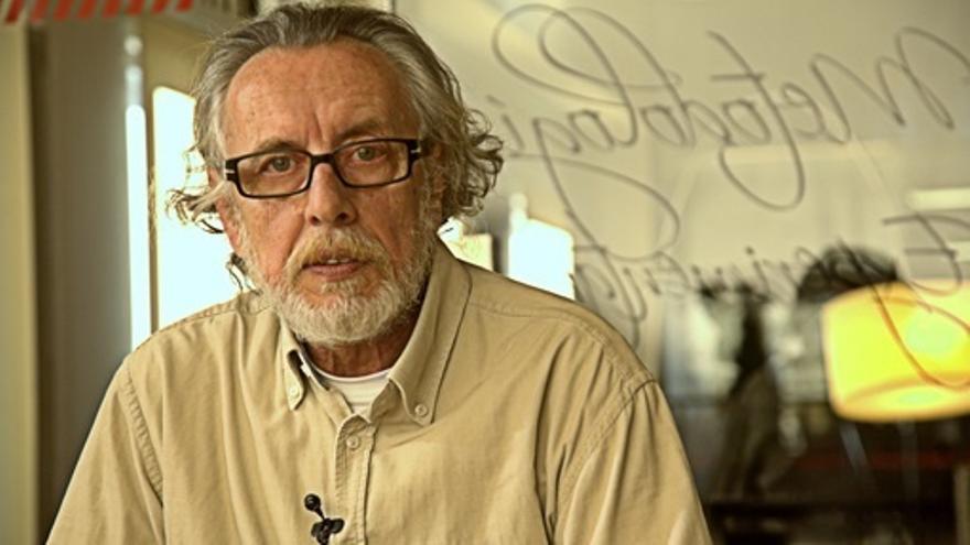 El fotoperiodista Pablo Hojas.