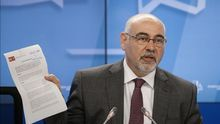 """El PSE dice que a Urkullu le viene grande un Gobierno que ve """"sin fuelle"""""""