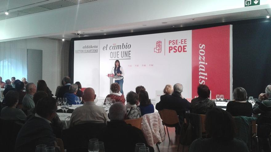 """Mendia dice que el PSOE es el único partido comprometido con el cierre de Garoña y """"con capacidad para hacerlo efectivo"""""""