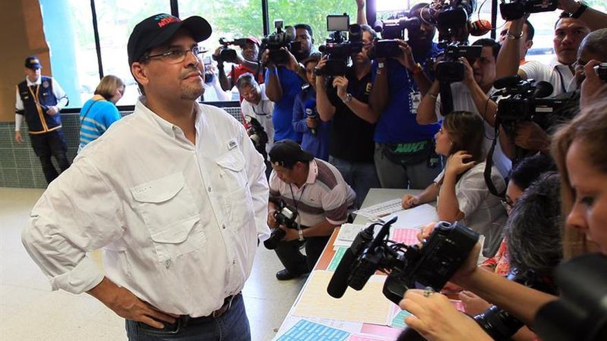 Prohiben salir de Panamá al excandidato presidencial del partido de Martinelli
