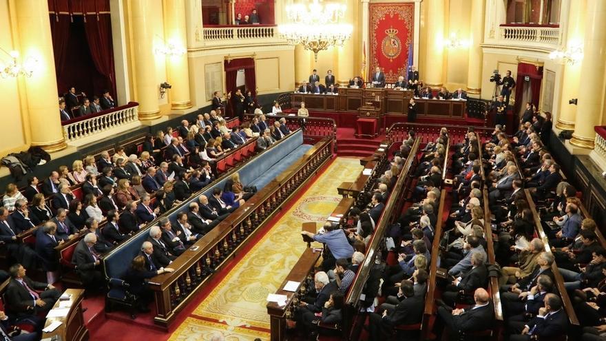 PP y PSOE negocian para volver a incluir a PNV en la Mesa del Senado