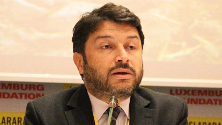 El presidente de AI en Turquía, Taner Kiliç.