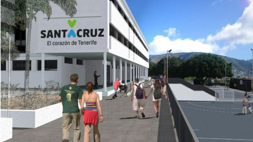 Nuevo centro ciudadano Ofra-Miramar