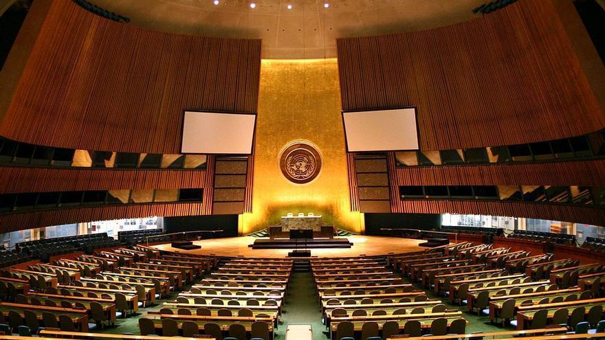 La resolución de Naciones Unidas ha sido rechazada por 17 estados miembros