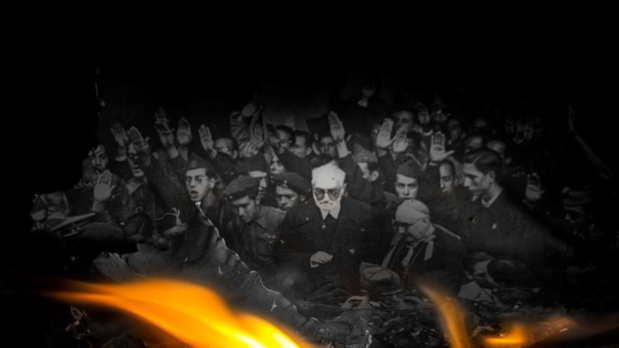 Sacristán será la voz de Unamuno en un documental sobre sus últimos meses