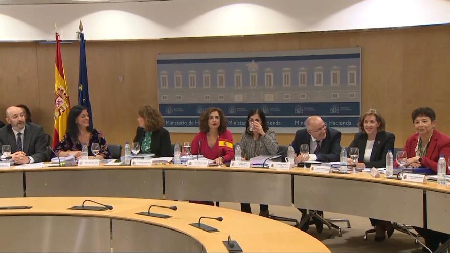 Reunión del Consejo de Política Fiscal y Financiera.