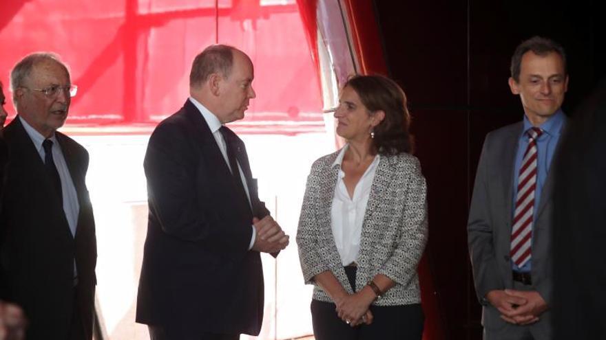 Ribera: El Gobierno comparte el compromiso de la Fundación Alberto II de Mónaco