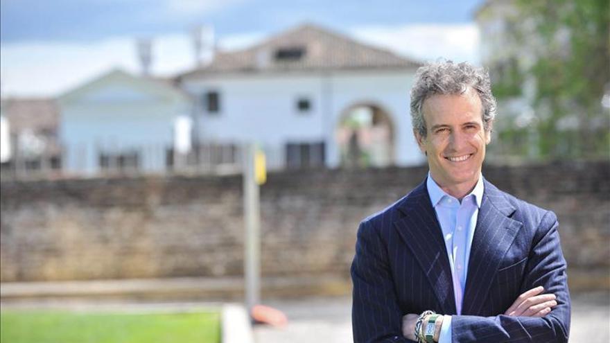 El chef uruguayo Matías Perdomo, en la nueva campaña de Benetton