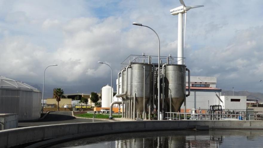 Depuradora de Aguas Residuales del Sureste de Gran Canaria