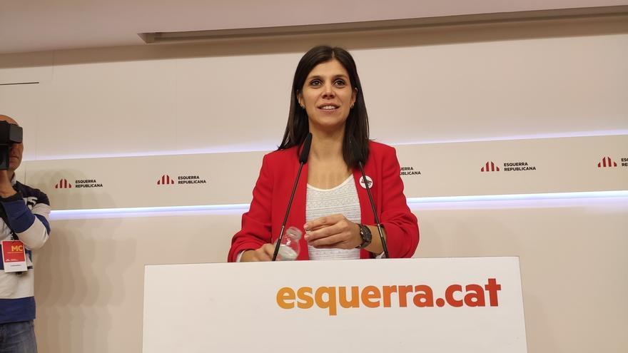 "Vilalta (ERC) dice que Rivera ""no tenía otra alternativa"" que dimitir"