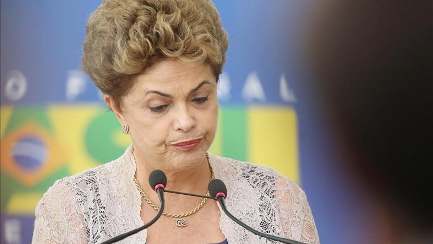 El Gobierno decide pagar las deudas que motivan un eventual juicio contra Rousseff