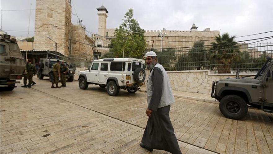 Un palestino muerto en un supuesto atropello intencionado en Cisjordania