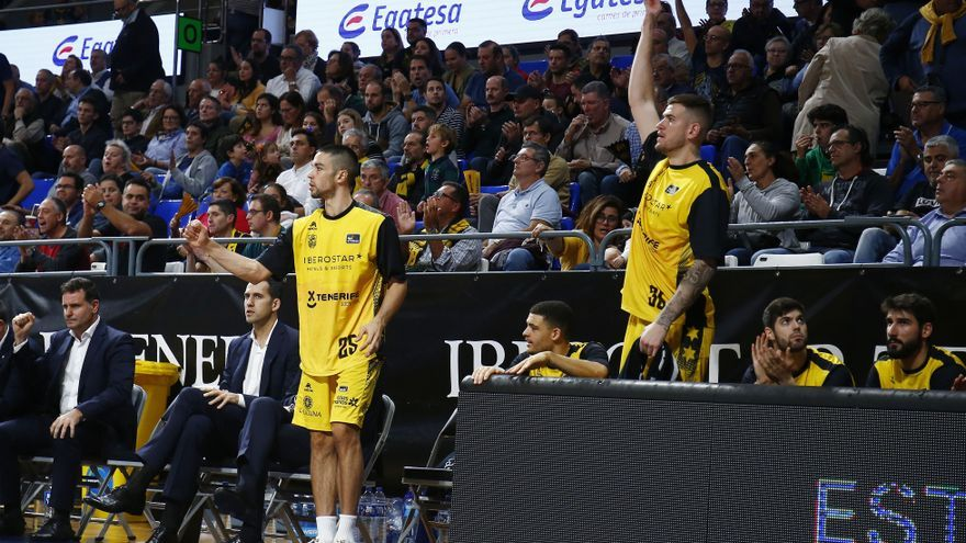 Los aurinegros vuelve a la ACB tras la derrota del martes en Rusia.