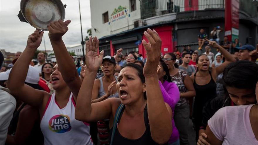 """La CIDH pide a Venezuela """"medidas integrales frente al desabastecimiento"""""""