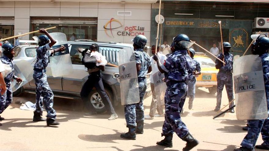 Violentos enfrentamientos en una ciudad sursudanesa tras un asalto rebelde