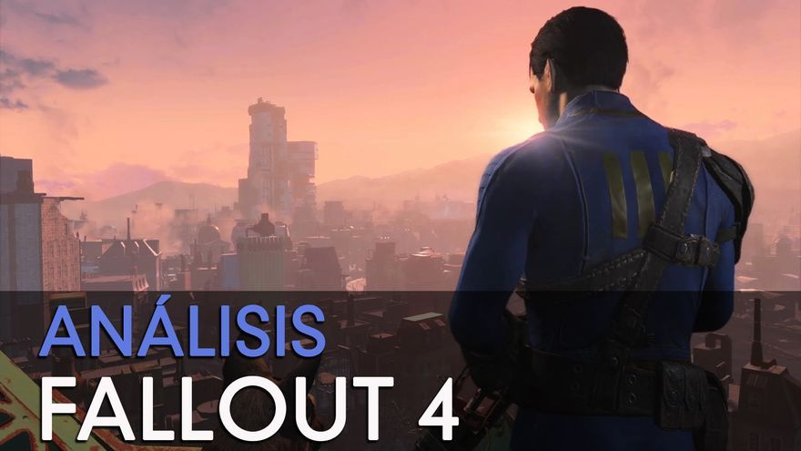 Vídeo análisis fallout 4