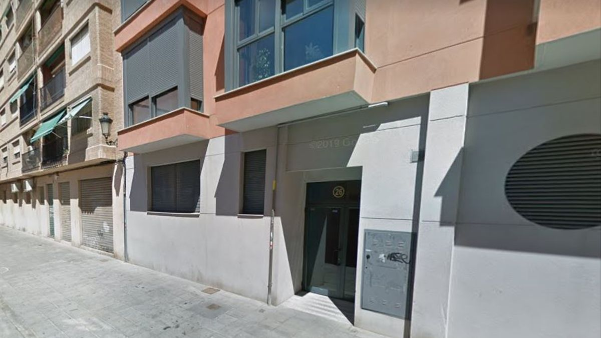 Parte del bloque de viviendas en las que la Generalitat Valenciana ejercerá el derecho de retracto.