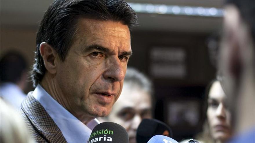 """Soria dice que """"con Cataluña dialogaremos hasta el infinito, pero siempre con la ley"""""""