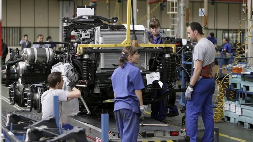 La planta de Iveco Madrid firma un convenio colectivo tras el de Valladolid