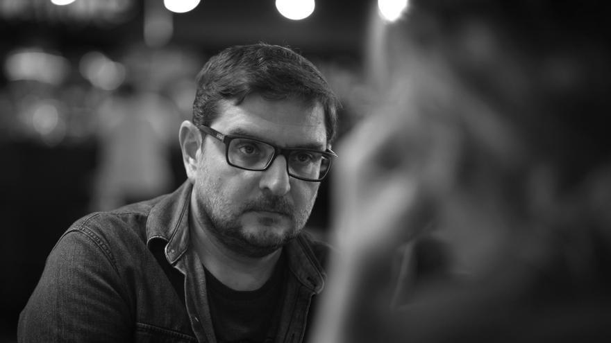 El periodista i escriptor valencià Xavier Aliaga