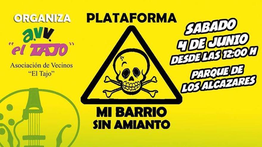 Festival 'mi barrio sin amianto'