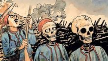 'El primer hombre', la obra maldita de Albert Camus vuelve a la vida en forma de cómic