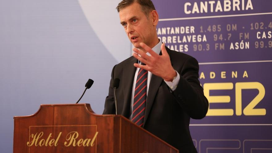 López del Moral reclama más medios para la Justicia