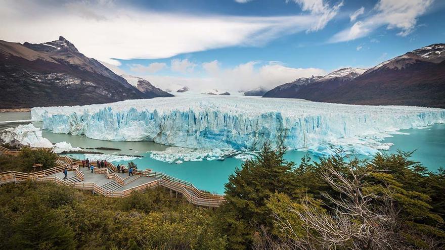 Siete glaciares que deberías conocer antes de que sea demasiado tarde