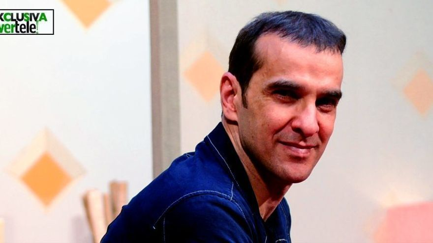 Luis Merlo cuenta 'la que se avecina' en España y por qué vuelve a la serie