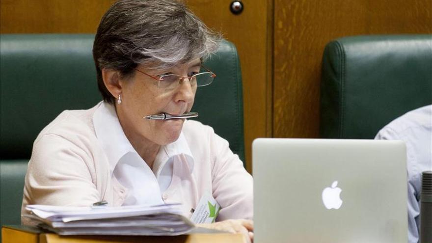 Todos los partidos vascos menos EH Bildu rechazan el ataque a una sede del PP