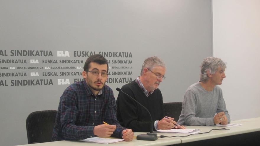 """Muñoz (ELA) cree que habrá """"continuidad"""" en las políticas tras el acuerdo de gobierno entre PNV y PSE"""