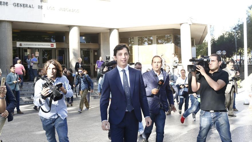 """Martín Blas detalló en la AN la 'guerra de comisarios' tras el caso Pequeño Nicolás: """"El infierno se multiplicó por 200"""""""