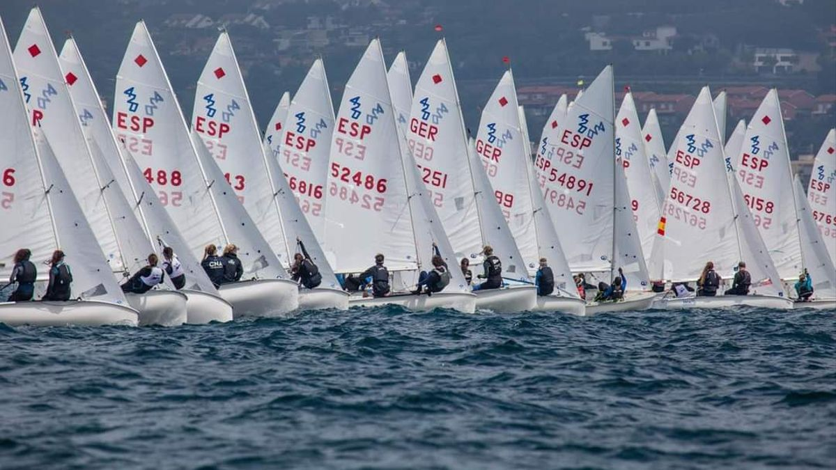 Imagen de la competición celebrada en Barcelona este fin de semana.