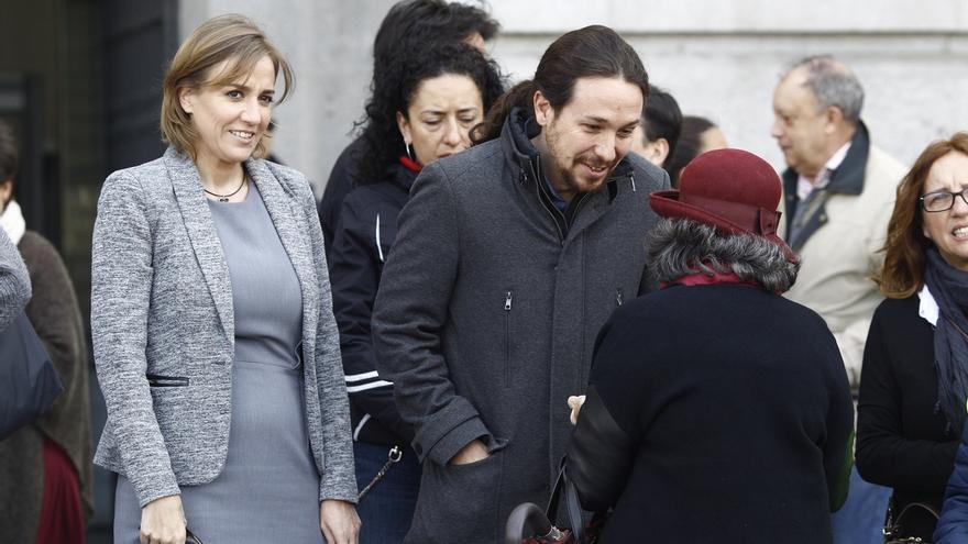 Podemos despoja a Tania Sánchez de la portavocía de Defensa en el Congreso