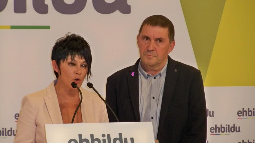 """EH Bildu propone a PNV y Podemos un pacto """"en defensa los intereses nacionales"""" vascos y promete """"estabilidad"""""""