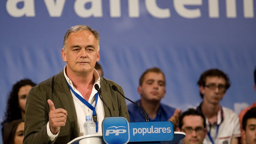 """González Pons pide estar """"orgullosos"""" de lo que han hecho Zaplana, Camps, Fabra y Barberá"""